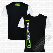 Muscle Pharm MPTS480 Real Science Crew Neck Tee Nero