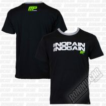 Muscle Pharm MPTS482 No Pain Tee Nero