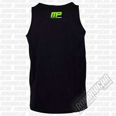 Muscle Pharm MPVST441 The Athletes Company Vest Black