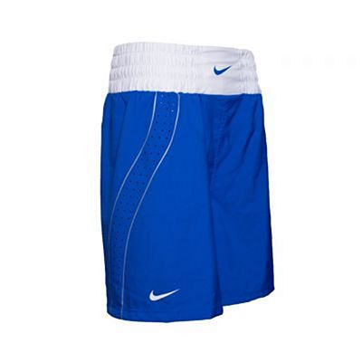 Nike Competition Boxing Shorts Blu