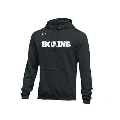 Nike Mens Training Hoody 010-BX02 Fekete