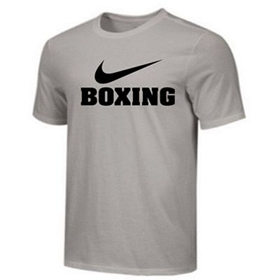 Nike Mens Training Tee 052-BX01 Grå