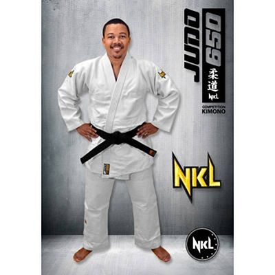 NKL Competition Judogi 650 Vit