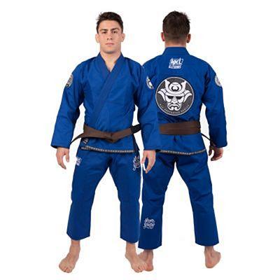NKL Destroyer BJJ Kimono Blau