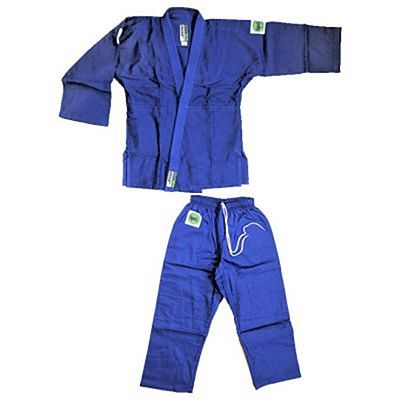 NKL Judogi Top Training Kids Bleu