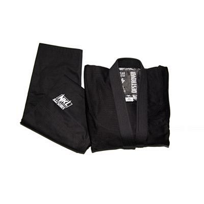 NKL Thunder Kids BJJ Gi Black
