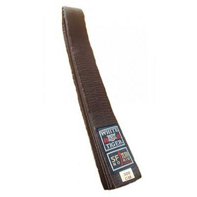 Noris Judo Special Belt Marron