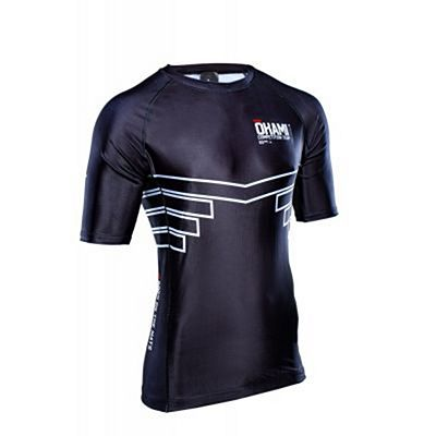 Okami Competition Team Rashguard Negro