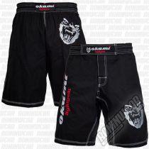 Okami Defender Ripstop Shorts Preto