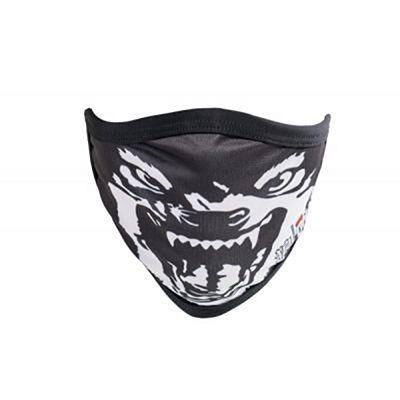 Okami Face Mask Beast Nero