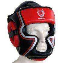 Okami Impact Head Protection Rojo-Negro