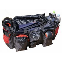 Okami Martial Arts Sports Bag Negro