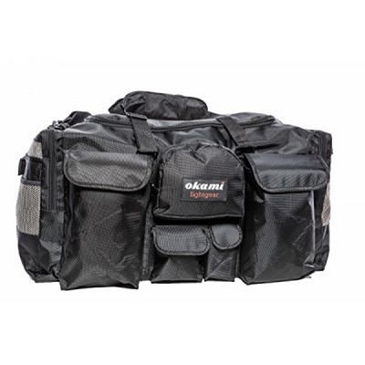 Okami Martial Arts Training Bag 2.0 84L Black