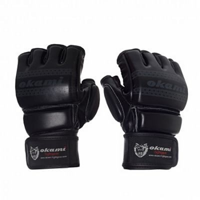 Okami MMA Hi-Pro Training Gloves Black Edition