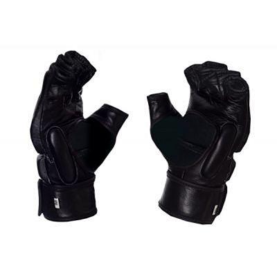Okami MMA Hi-Pro Training Gloves Black Edition
