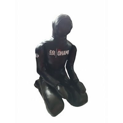 Okami Grappling Dummy Pro Black