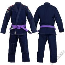Okami Warrior Gi Navy Blu