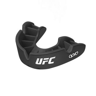 OPRO Self-fit UFC Bronze Mouthguard Black