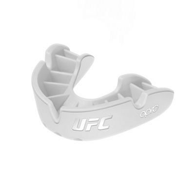 OPRO Self-fit UFC Bronze Mouthguard White