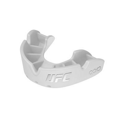 OPRO Self-fit UFC Junior Bronze Mouthguard Branco