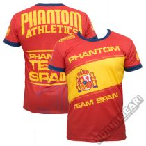Phantom Team Spain Piros