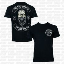 Pride Or Die Fight Club Mayans T-Shirt Schwarz