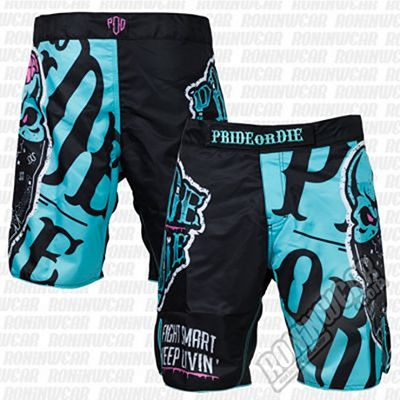 Pride Or Die Fightshort Z Camp