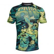 Pride Or Die Rashguard Comix Verde
