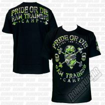 Pride Or Die RAW Training Camp Schwarz