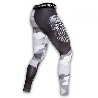 Pride Or Die Reckless Compression Pants Black-Camo