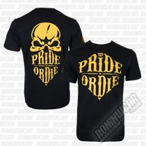 Pride Or Die Reckless Tee Schwarz