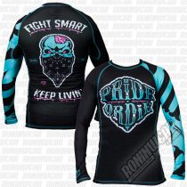 Pride Or Die Z-Camp Rashguard