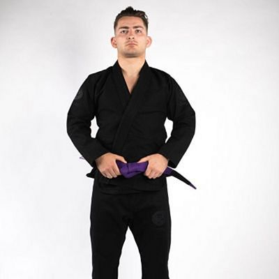 Progress Jiu Jitsu M6 Mark 4 BJJ Gi Negro