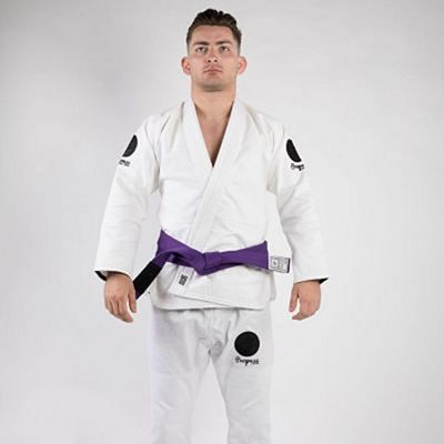 Progress Jiu Jitsu M6 Mark 4 BJJ Gi Blanco