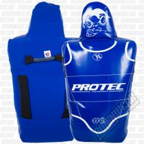 Protec Europe Big-Headed Shield Blau