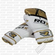 RDX Boxing Gloves BGR-F7 Ouro