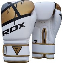 RDX Boxing Gloves BGR-F7 Gold