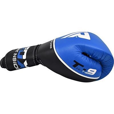 RDX Boxing Gloves T9 Blue