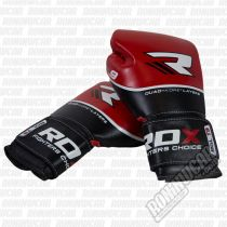 RDX Boxing Gloves T9 Rot