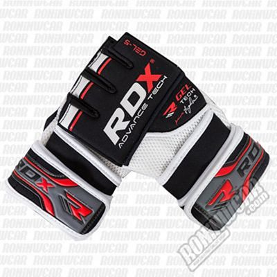 RDX GGN-X5Y Neoprene Power Fighter Grappling Gloves
