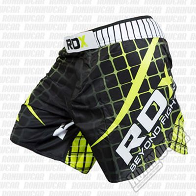 RDX MMA Shorts Flex Pannel MSS-R2