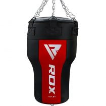 RDX Punching Bag Uppercut Schwarz