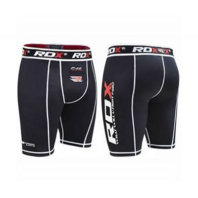 RDX Thermal Compression Flex Base Layer Shorts Negro