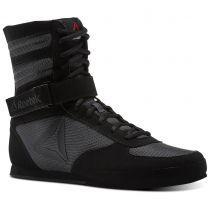 Reebok Boxing Boot Buck Nero-Grigio