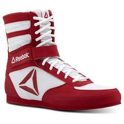 Reebok Boxing Boot Blanc-Rouge