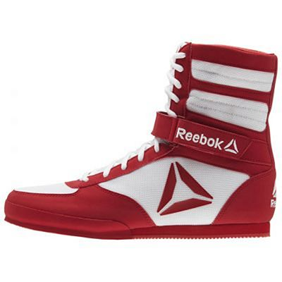 Reebok Boxing Boot White-Red