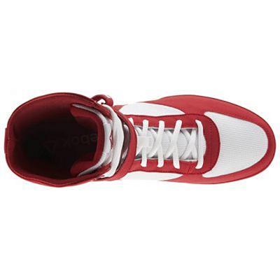 Reebok Boxing Boot Weiß-Rot