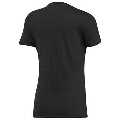 Reebok Camiseta UFC Ultimate Fan Logo Negro
