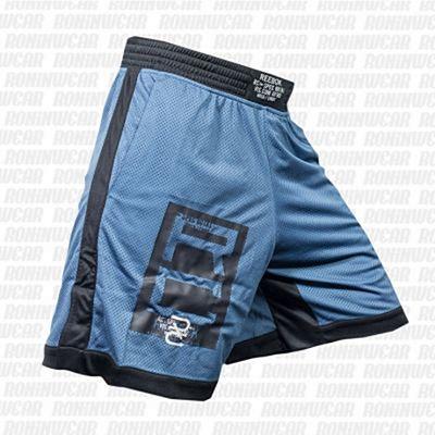 Reebok Combat Boxing Shorts Kék