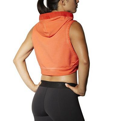 Reebok Combat Glory Women Hoodie Orange